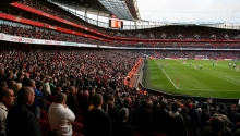 Arsenal čeká derby